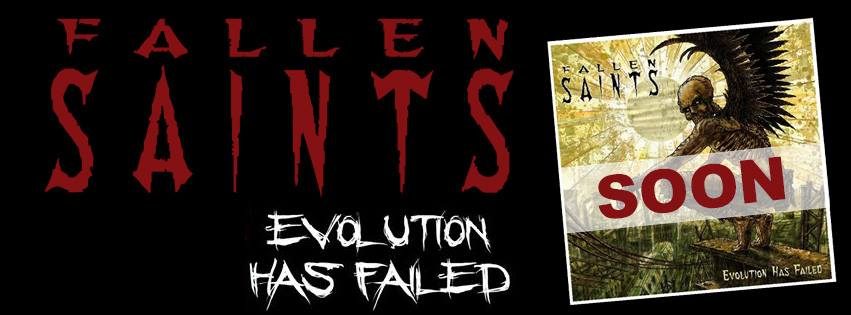 FALLEN SAINTS - COMING SOON