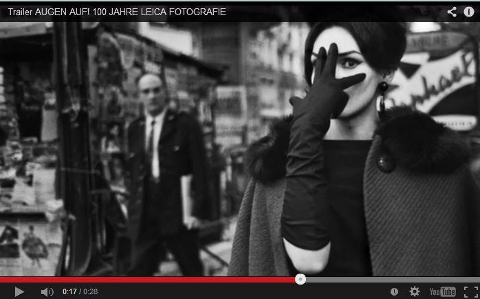 AUGEN AUF! - 100 JAHRE LEICA FOTOGRAFIE auf Youtube