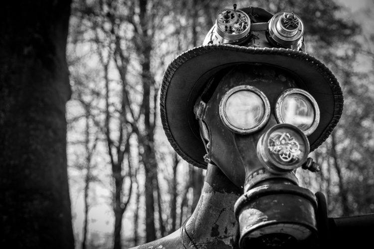 Steampunk-Festival 2016 in der Festung Grauer Ort