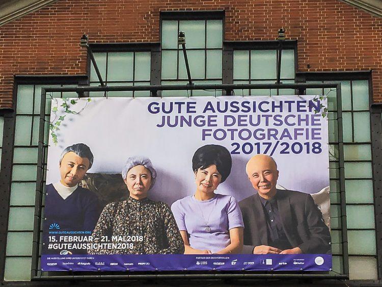 Deichtorhallen Hamburg, Haus der Fotografie: GUTE AUSSICHTEN - JUNGE DEUTSCHE FOTOGRAFIE 2017/2018