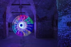 Lightpainting-Workshop Festung Grauer Ort