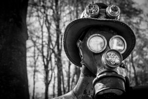 Steampunk - Gasmaske